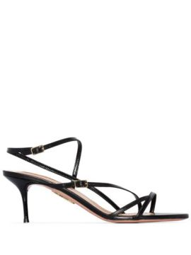 Carolyne 60mm Strappy Sandals - Aquazzura
