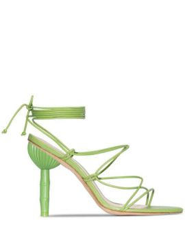 Soleil 110mm Strappy Sandals - Cult Gaia