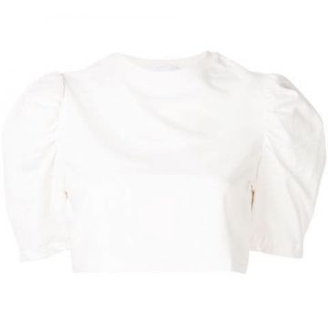Top Cropped Bluesy - Alice Mccall