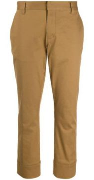 Cropped Trousers - Dsquared2