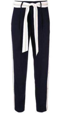 Side Stripe Trousers - Comme Moi
