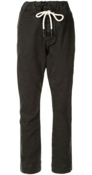 Relaxed Denim Trousers - Bassike