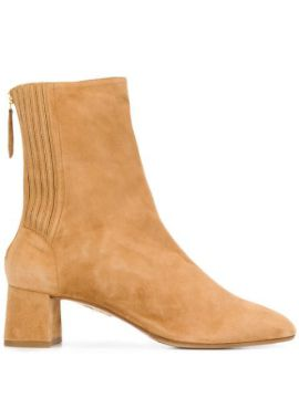 Saint Honore Booties - Aquazzura