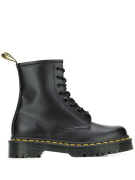 Lace-up Ankle Boots - Dr. Martens