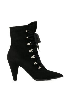 Lace-up Ankle Boots - Gianvito Rossi