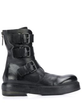 3 Buckle Boots - Marsèll
