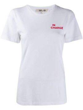 In Charge T-shirt - Dvf Diane Von Furstenberg
