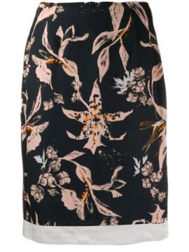 Short Floral Skirt - Dorothee Schumacher