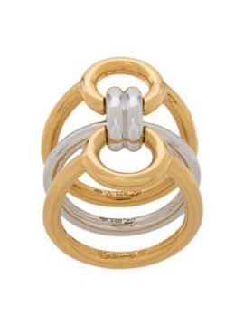 Tryptich Rings - Charlotte Chesnais