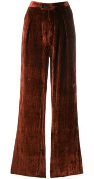 Straight Leg Trousers - Chloé
