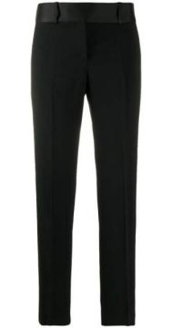 High-waisted Pleated Trousers - Ermanno Scervino