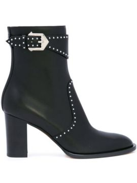Ankle Boot Com Tachas - Givenchy