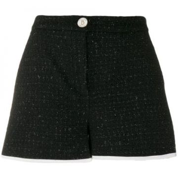 Tweed Mini Short - Boutique Moschino