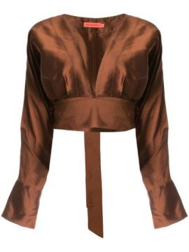 Blusa Cropped - Manning Cartell