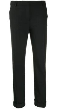 Sharp Suit Trousers - Boutique Moschino