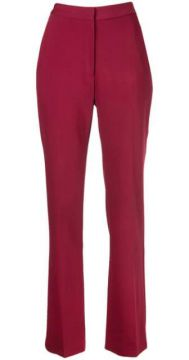 High-rise Straight Trousers - Carolina Herrera