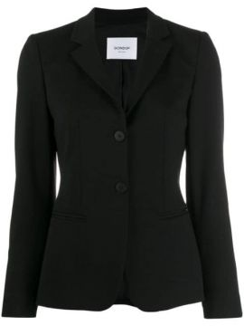 Classic Fitted Blazer - Dondup