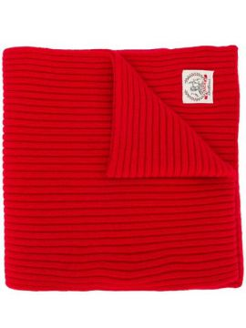 Cachecol De Cashmere Com Logo - Pringle Of Scotland