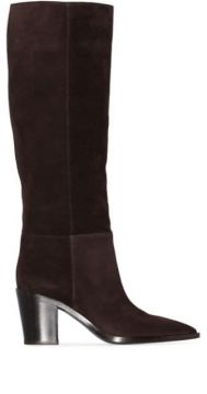 Slouch 70mm Knee-high Boots - Gianvito Rossi