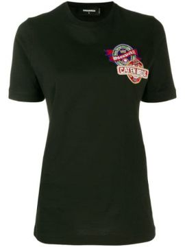 Chest Patch T-shirt - Dsquared2