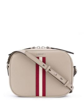 Striped Cross-body Bag - Bally