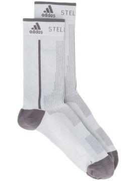 Ankle Piqué Socks - Adidas By Stella Mccartney