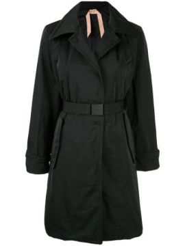 Belted Trench Coat - Nº21