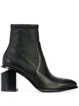 Anna Slip-on Ankle Boots - Alexander Wang