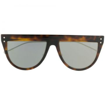 Tortoise Shell Detail Sunglasses - Fendi Eyewear