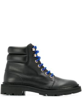 Ankle Lace-up Boots - Bally