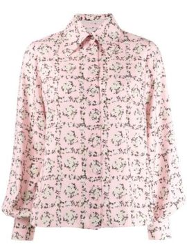 Square Rose Shirt - Emilia Wickstead