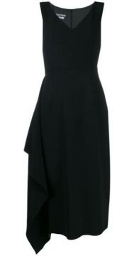 Draped Side Dress - Boutique Moschino