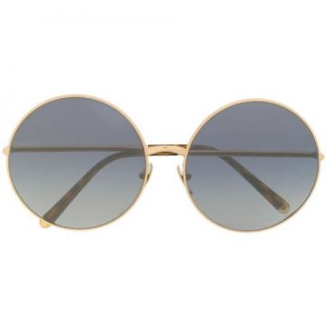 Interchangeable Round Frame Sunglasses - Dolce & Gabbana Eye
