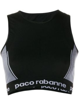 Contrast Panel Top - Paco Rabanne