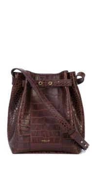 Structured Satchel Bag - Demellier