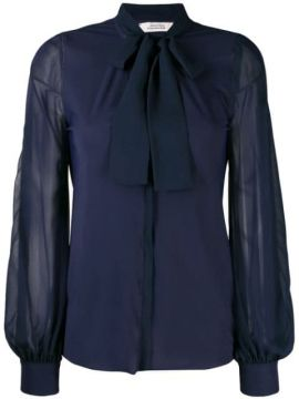 Pussy Bow Blouse - Dorothee Schumacher