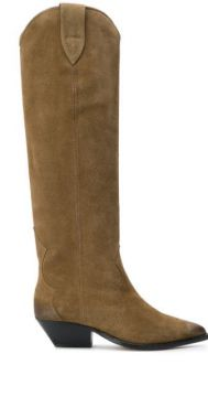 Knee High Boots - Isabel Marant
