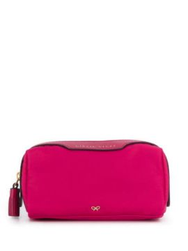 Girlie Stuff Zipped Pouch - Anya Hindmarch