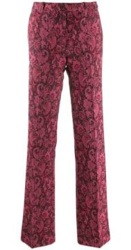 Paisley Flared Trousers - Etro