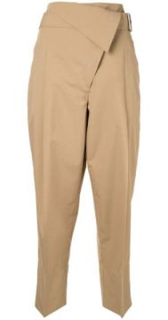 Tailored Flap Front Trousers - 3.1 Phillip Lim