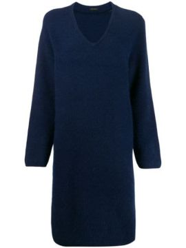 Hug Knitted Midi Dress - Frenken