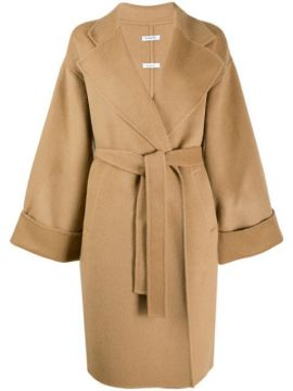 Knit Trench Coat - P.a.r.o.s.h.