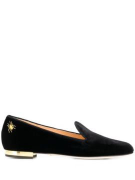 Spider Ballerina Shoes - Charlotte Olympia