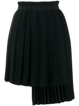 Wrap Pleated Skirt - Ermanno Scervino