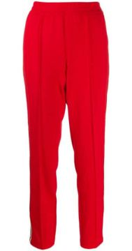 Side-stripe Track Trousers - Cambio