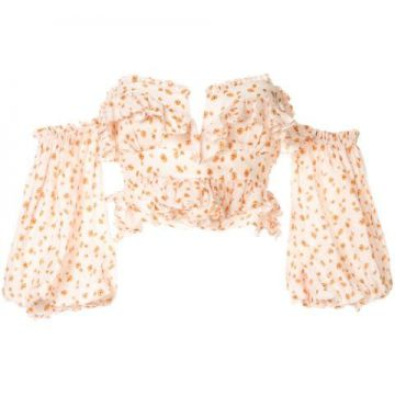 Blusa Cropped - Acler