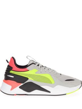 Colour Blocked Sneakers - Puma
