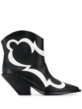Ankle Boot Cowboy - Just Cavalli