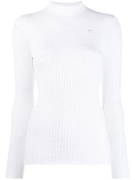 Turtleneck Sweatshirt - Courrèges