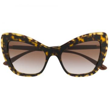 Cat-eye Shaped Sunglasses - Dolce & Gabbana Eyewear